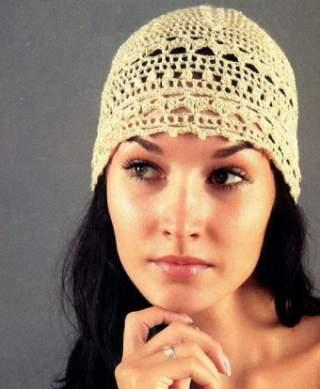 Літні в язані шапочки реально сплести гачком буквально за пару-трійку  годин. Використовуйте виключно натуральну пряжу і зручний інструмент  відповідної ... ce24c17bbe2c1