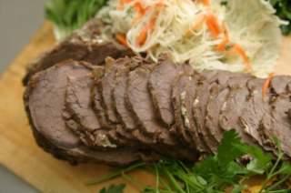 Фото рецепти приготування закусок з мяса