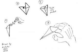 Ногти из бумаги своими руками схемы 83