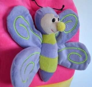 Як зшити іграшку у вигляді метелика своїми руками ~ Жіночий сайт