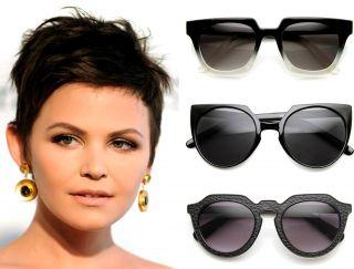 Яка форма окулярів підійде для квадратного обличчя ~ Жіночий сайт