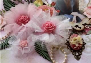 Квіти з фатину  майстер-клас по виготовленню своїми руками ~ Жіночий ... 24420863eff10