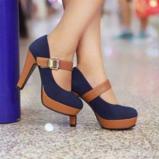 Як вибрати зручні туфлі на підборах ~ Жіночий сайт